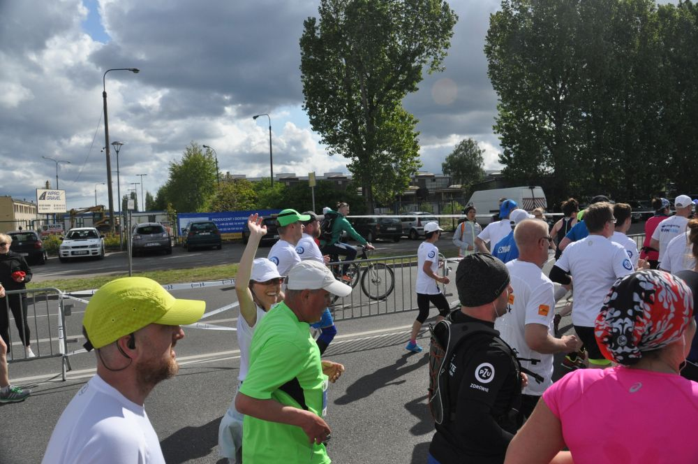 maraton bieg