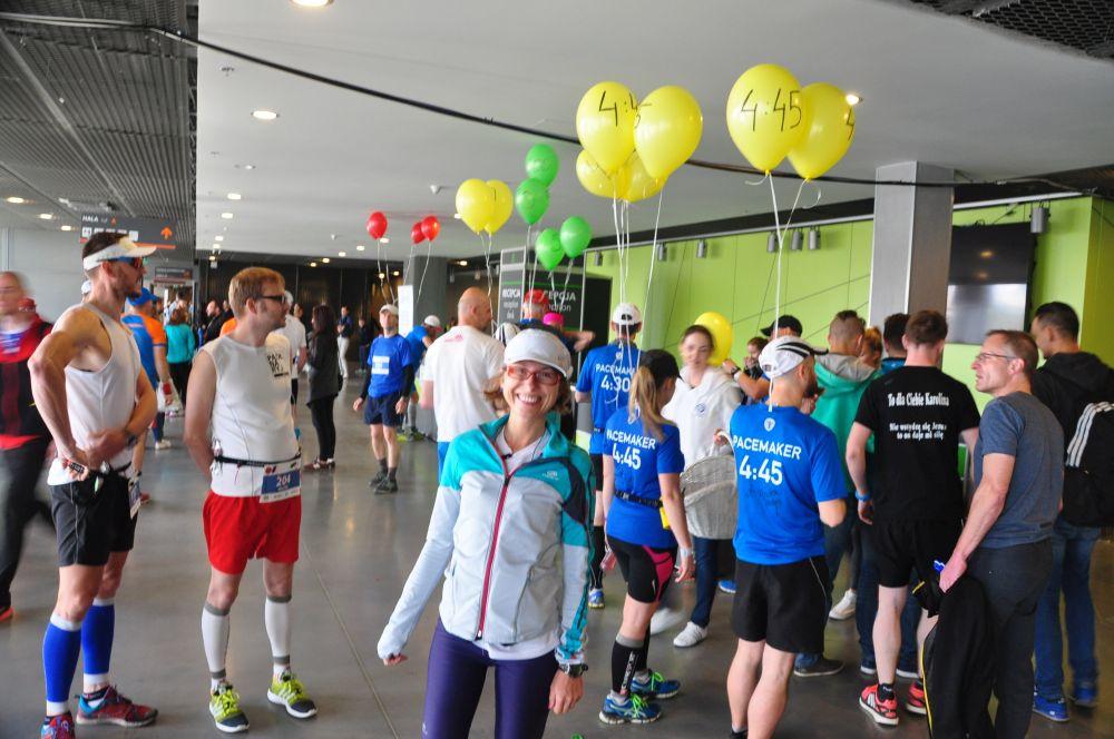 maraton przed