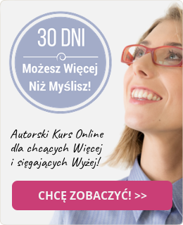 Autorski Kurs Online Marty Woźny-Tomczak Możesz Więcej Niż Myślisz