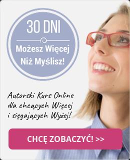 Autorski Kurs Online Marty Woźny-Tomczak Możesz Więcej Niż Myślisz