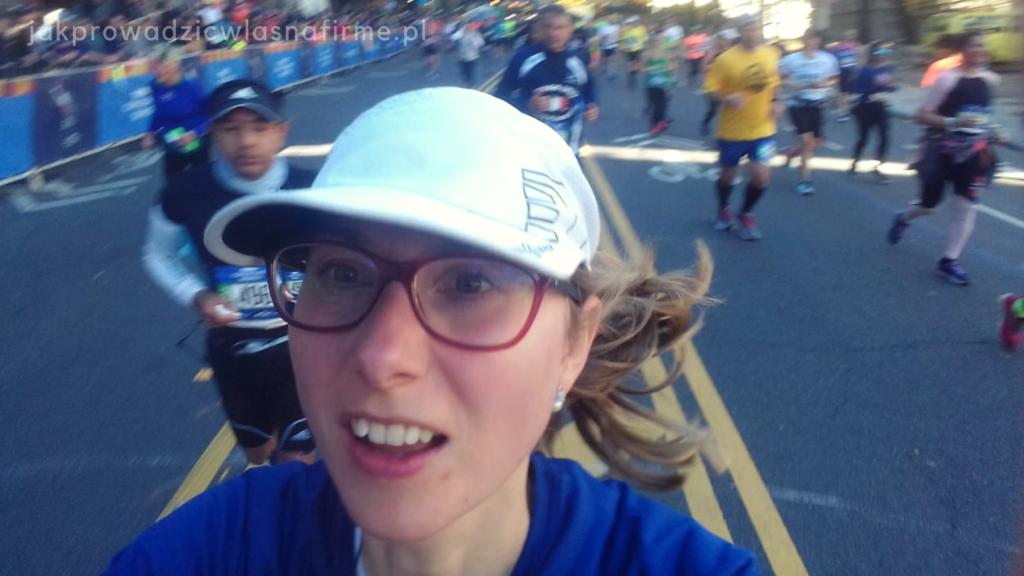 maraton w nowym jorku. opinie.relacja